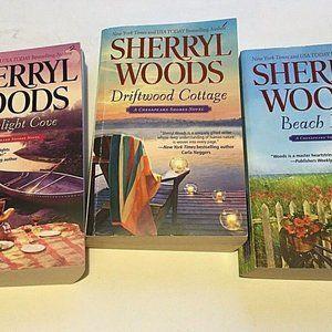 Sherryl Woods 3 books Chesapeake Shores Romance